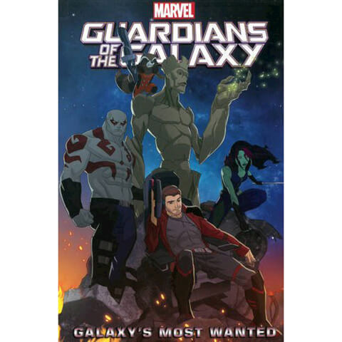 Marvel Universe: Guardians of the Galaxy Digest Graphic Novel