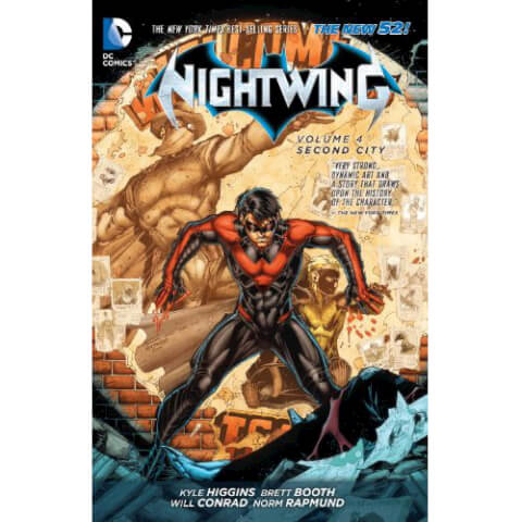 Nightwing: Second City - Volume 4 Graphic Novel