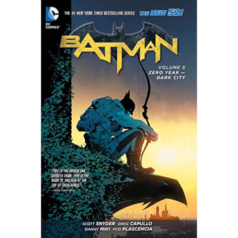 Batman: Zero Year Dark City - Volume 5 Graphic Novel