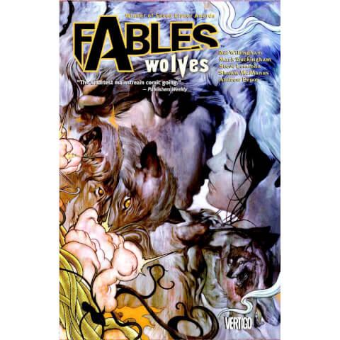 Fables: Wolves - Volume 8 Graphic Novel