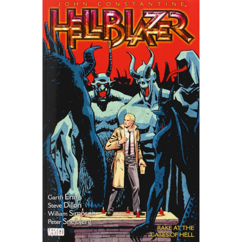 Hellblazer: Rake at the Gates of Hell - Volume 8 Graphic Novel