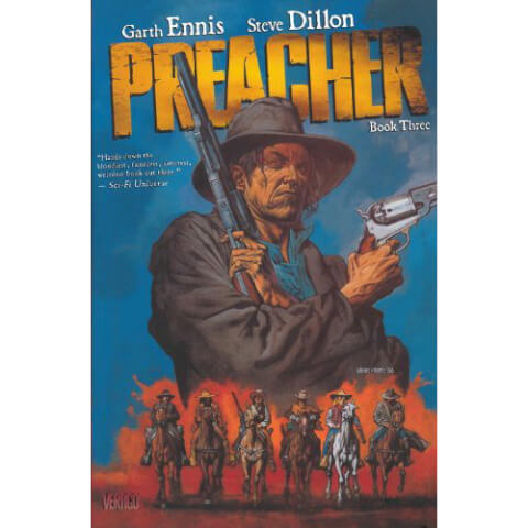 Preacher: Book 3 Graphic Novel
