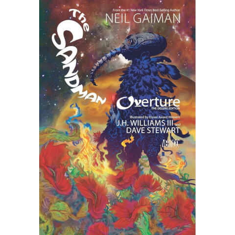 Sandman: Overture Hardcover Deluxe Edition Graphic Novel