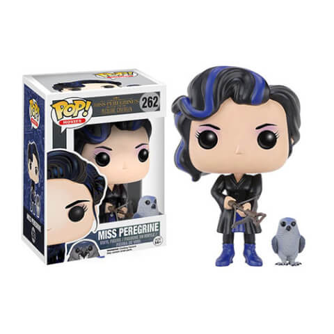 Miss Peregrines Home for Peculiar Children Miss Peregrine and Owl Funko Pop! Figuur