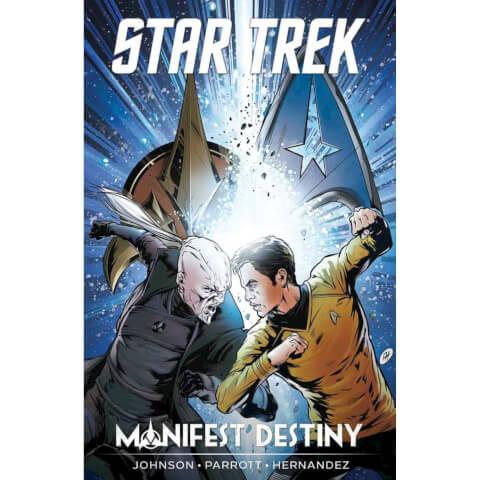 Star Trek: Manifest Destiny Graphic Novel