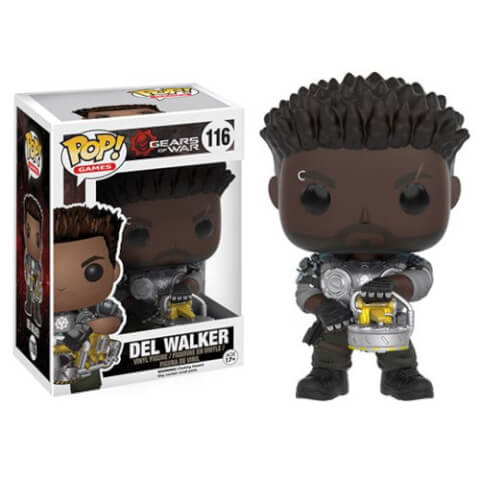 Figurine Del Walker en Armure Gears of War Funko Pop!