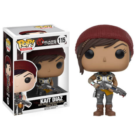 Figurine Pop! Kait Diaz Gears of War Armored