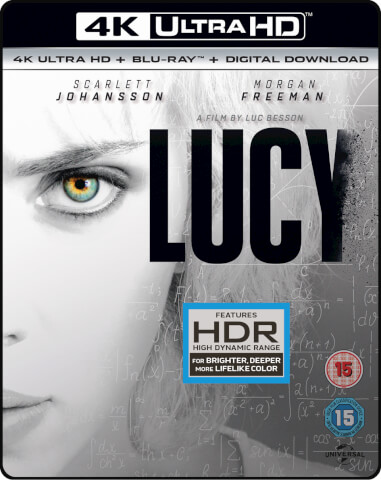 Lucy - 4K Ultra HD (Includes UltraViolet Copy)
