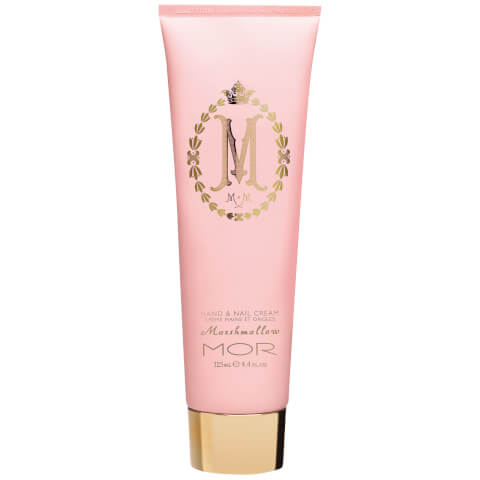 MOR Marshmallow Hand and Nail Cream 125ml