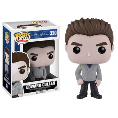 Figurine Edward Cullen Twilight Funko Pop!