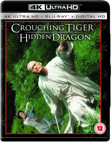 Crouching Tiger Hidden Dragon - 15th Anniversary (Includes UltraViolet Copy)