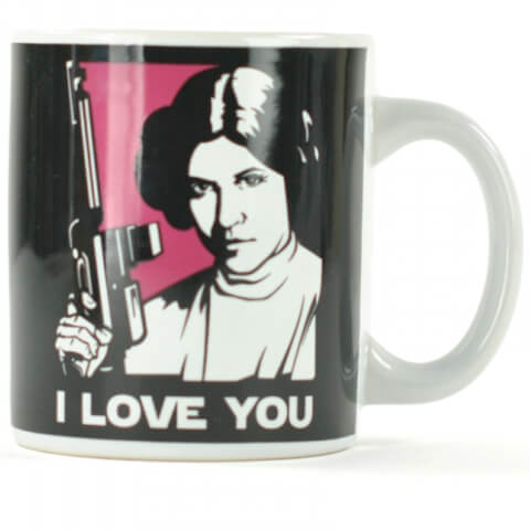 Tasse Star Wars I Love You