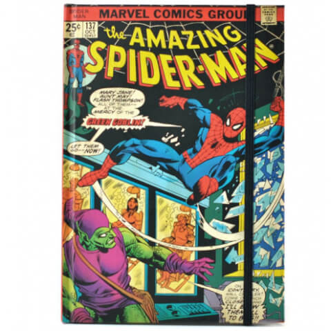 Cuaderno A5 Marvel Spider-Man