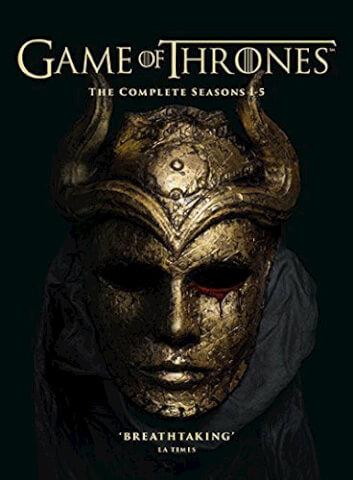 Game of Thrones - Season 1-5 Slimline