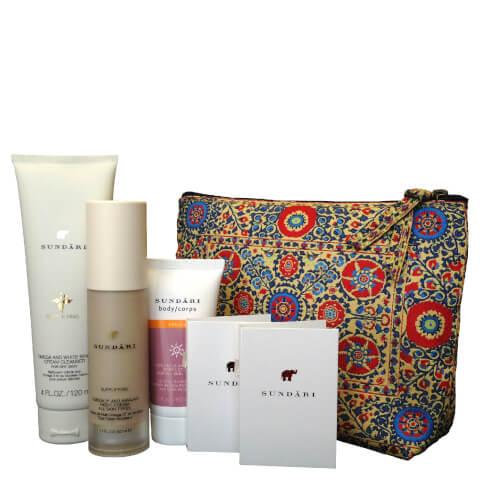 Sundari Beauty Bag For Dry Skin (Worth $140.00)