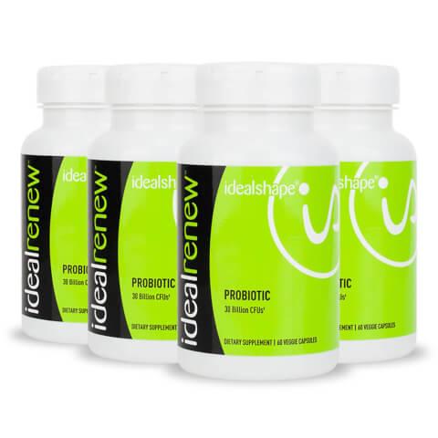 IdealRenew Probiotics x4