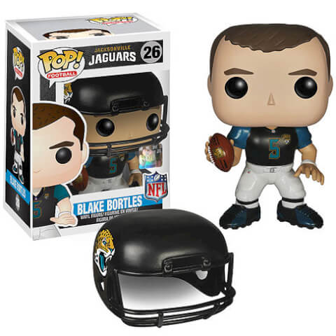 NFL Blake Bortles Wave 1 Pop! Vinyl Figure