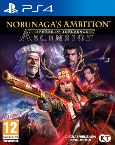Nobunaga 2 Ambition Ascension