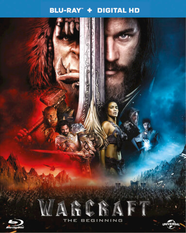 Warcraft: The Beginning 4K