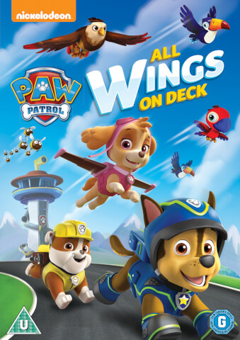 Paw Patrol: All Wings on Deck