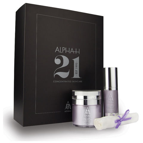 Alpha-H 21st Birthday Collection
