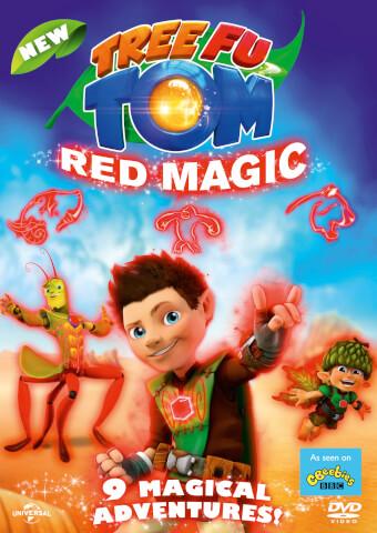 Tree Fu Tom: Red Magic