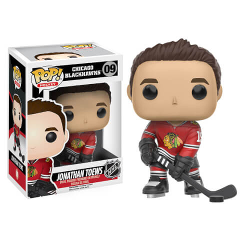 NHL Jonathan Toews Funko Pop! Figuur
