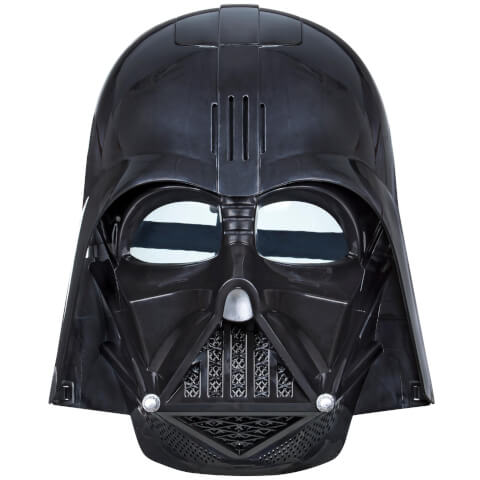 Star Wars Electronic Darth Vader Voice Changer Helmet