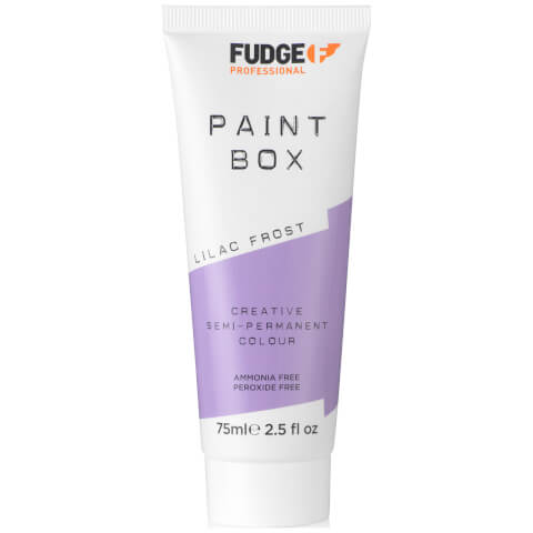 Fudge Paintbox Hair Colourant 75ml - Lilac Frost
