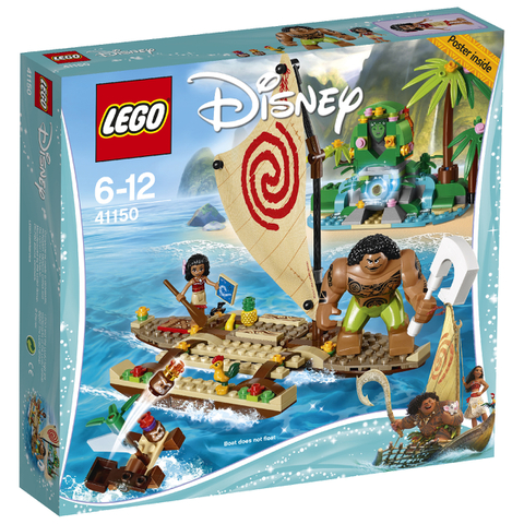LEGO Disney Princess: Le voyage en mer de Vaiana (41150)