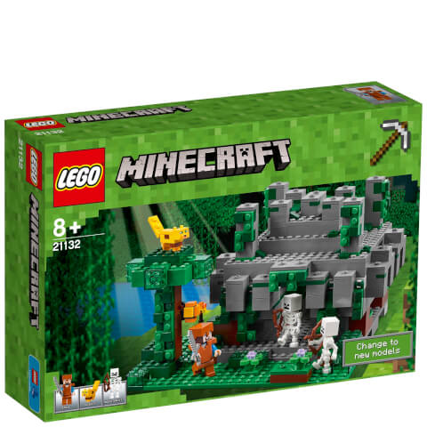 LEGO Minecraft: Le temple de la jungle (21132)