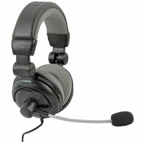 Orb GP4 Rumble Gaming Headset