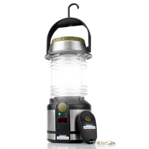 Enhance Nightlux Battery Operated Lantern with Remote Control