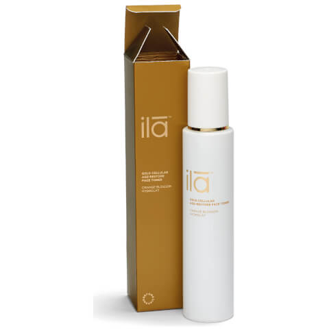 Ila-Spa Gold Cellular Age-Restore Face Toner 100ml