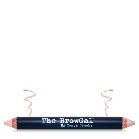 The BrowGal Highlighter Pencil 01 6g - Champagne/Cherub