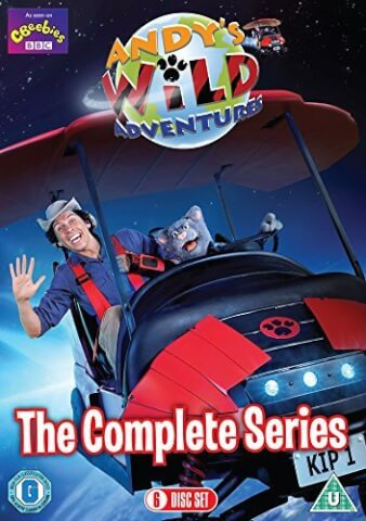 Andy's Wild Adventures - The Complete Series (6 Disc)