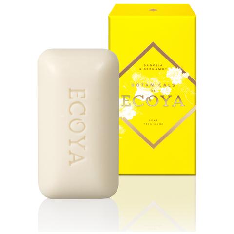 ECOYA Botanicals Evolution Banksia and Bergamot Soap