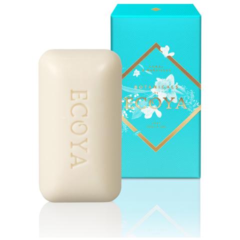 ECOYA Botanicals Evolution Coral and Narcissus Soap