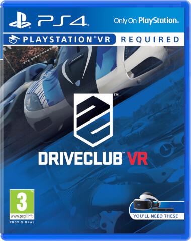 DriveClub VR - PSVR