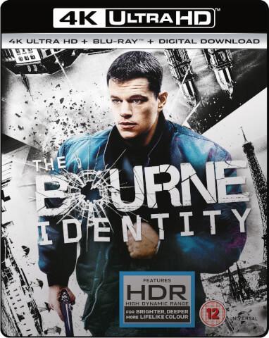 Die Bourne Identität - 4K Ultra HD