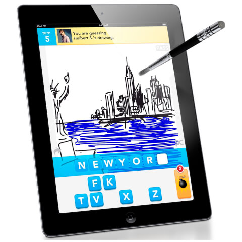 Pinceau Stylet Touch Screen