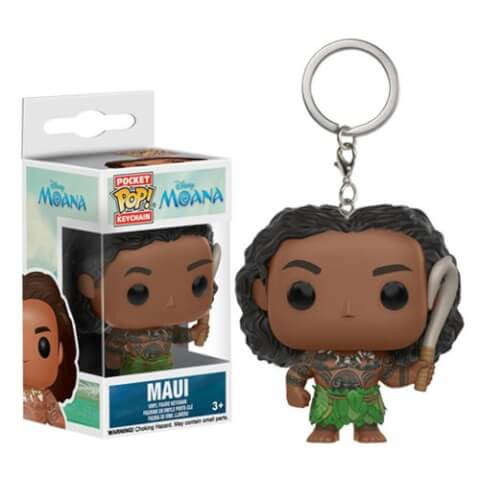 Moana Maui Pocket Pop! Key Chain