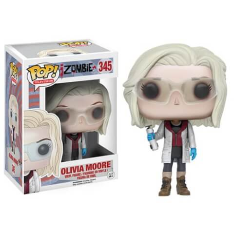 iZombie Olivia Moore with Glasses Funko Pop! Figuur