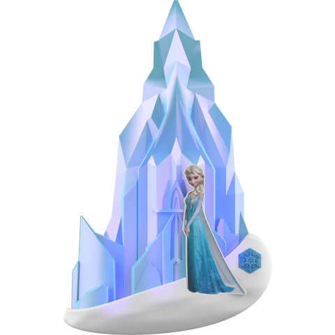 Disney Frozen 3D Wall Light - Elsa