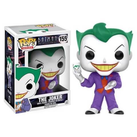 Batman: The Animated Series Joker Pop! Vinyl Figur