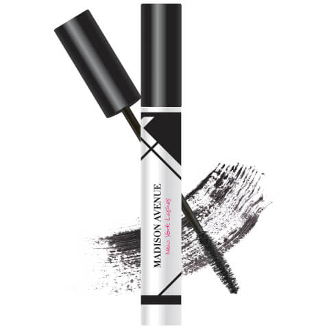 Gorgeous Cosmetics Madison Avenue Mascara - Black