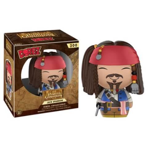 Figurine Dorbz Pirates des Caraïbes Jack Sparrow