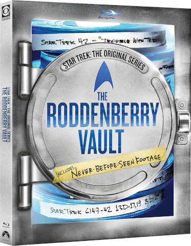 Star Trek: The Original Series - The Roddenberry Vault