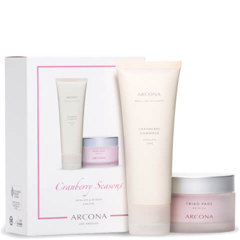 ARCONA Cranberry Seasons Set