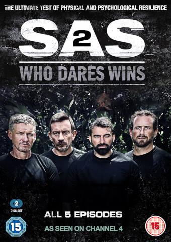 SAS: Who Dares Wins - Series 2